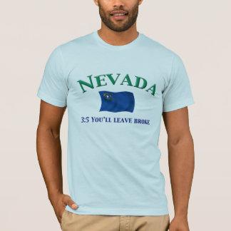 ネバダのモットー Tシャツ