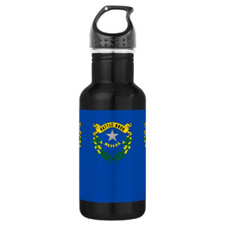 ネバダの州の旗の自由のボトル ウォーターボトル