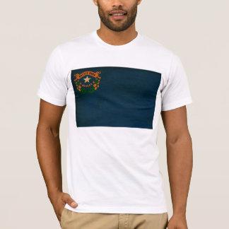 ネバダの旗のTシャツ Tシャツ