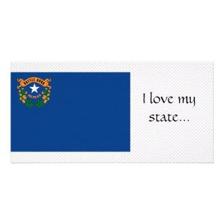 ネバダの旗 カード