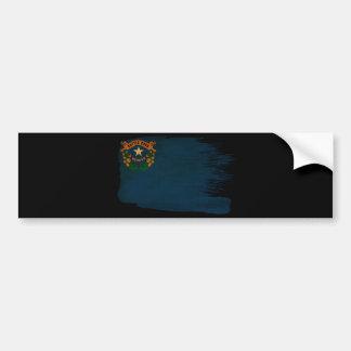 ネバダの旗 バンパーステッカー
