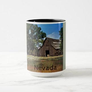 ネバダの納屋 マグカップ