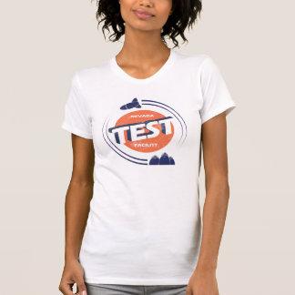 ネバダの試験設備 Tシャツ