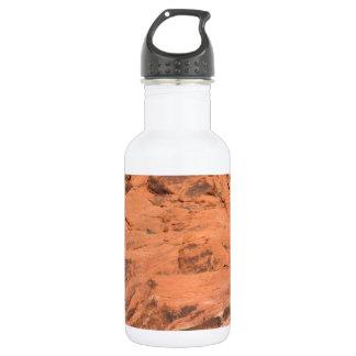 ネバダの赤い石渓谷 ウォーターボトル