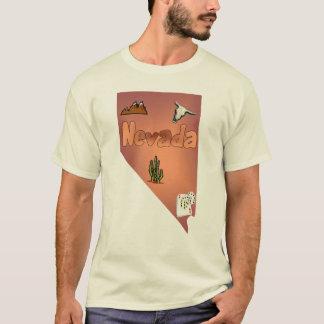 ネバダのTシャツ Tシャツ