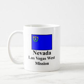 ネバダラスベガスの西の代表団のマグ コーヒーマグカップ