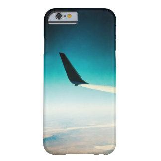 ネバダ上の平らな翼 iPhone 6 ベアリーゼアケース