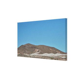 ネバダ山 キャンバスプリント