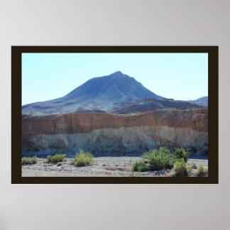 ネバダ山 ポスター
