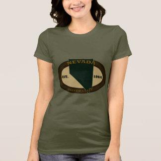 ネバダ米国東部標準時刻。 1864年 Tシャツ