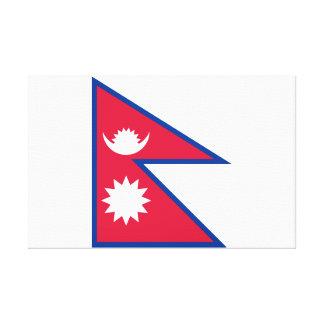 Nepal National World Flag