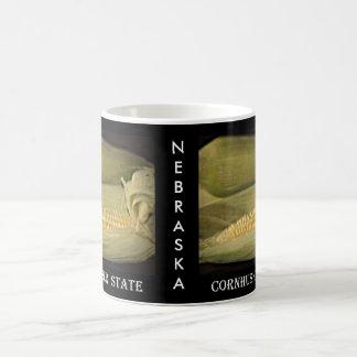 ネブラスカのネブラスカ州人の国家 コーヒーマグカップ