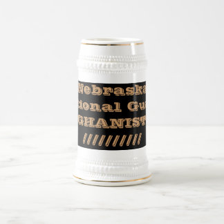 ネブラスカの国家警備隊アフガニスタン ビールジョッキ