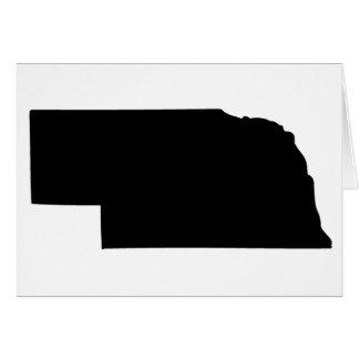 ネブラスカの米国州 カード