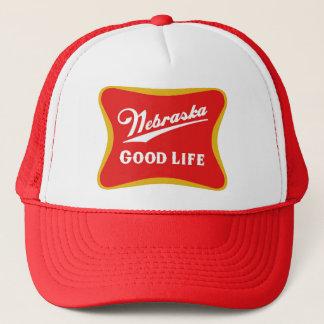 ネブラスカの豊かな生活の帽子 キャップ