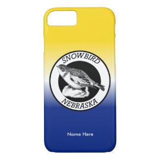 ネブラスカのSnowbird iPhone 8/7ケース