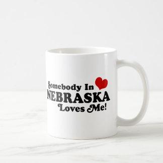 ネブラスカ コーヒーマグカップ