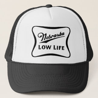 ネブラスカ-低い生命帽子 キャップ