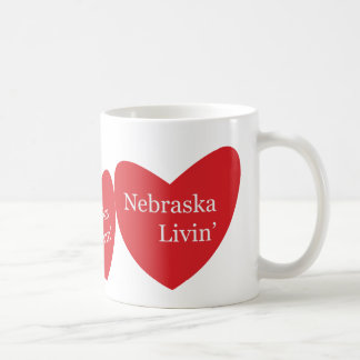 ネブラスカLivinのマグ コーヒーマグカップ