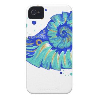 ネプチューンのオウムガイ Case-Mate iPhone 4 ケース