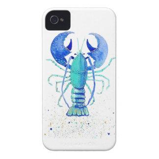ネプチューンのロブスター Case-Mate iPhone 4 ケース