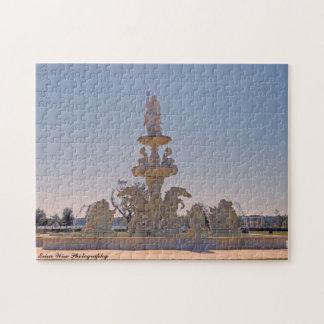 、ネプチューン噴水の王 ジグソーパズル