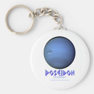 ネプチューン- Poseidon -古いの神 キーホルダー