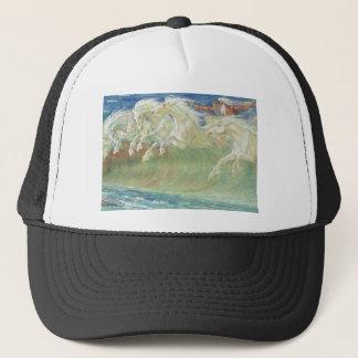 ネプチューンHORSES RIDE王の波 キャップ