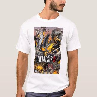 ネメシスのKaijuのTシャツ-マットのフランクによる芸術 Tシャツ