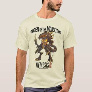 ネメシス-モンスターの女王 Tシャツ
