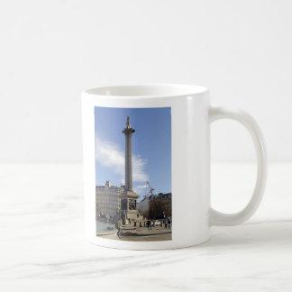 ネルソンのコラムのロンドンのマグ コーヒーマグカップ