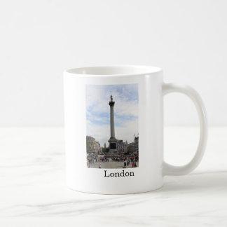 ネルソンのコラム、ロンドン コーヒーマグカップ