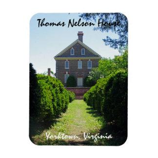 ネルソンの家Yorktown マグネット
