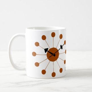 ネルソンの球の時計 コーヒーマグカップ