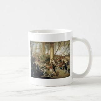 ネルソンの秋 コーヒーマグカップ