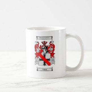 ネルソンの紋章付き外衣 コーヒーマグカップ