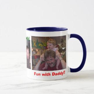 ネルソンへのルーシーのコップ マグカップ