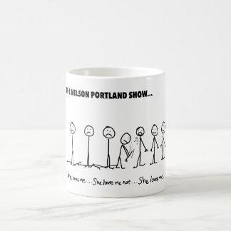 ネルソンポートランドショーのマグ コーヒーマグカップ