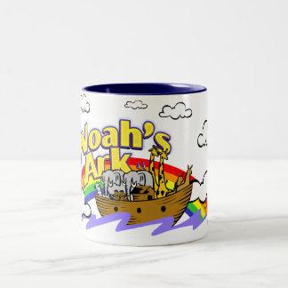 ノアのマグ ツートーンマグカップ