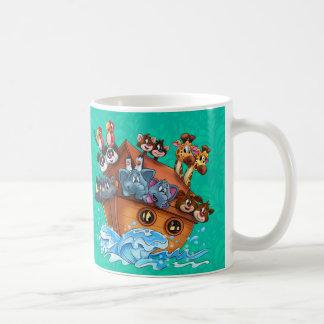 ノアの箱舟のマグの漫画 コーヒーマグカップ