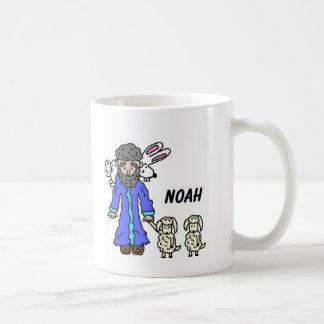 ノアの箱舟のマグ コーヒーマグカップ