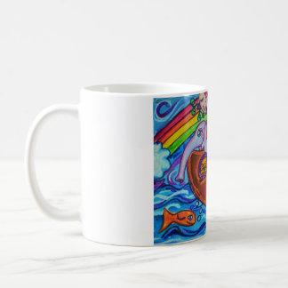 ノアの箱舟 コーヒーマグカップ