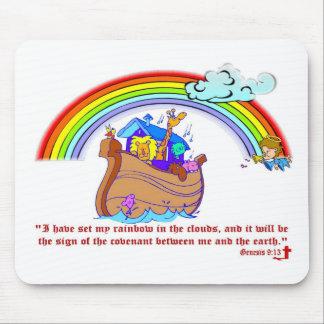 ノアの箱舟 マウスパッド