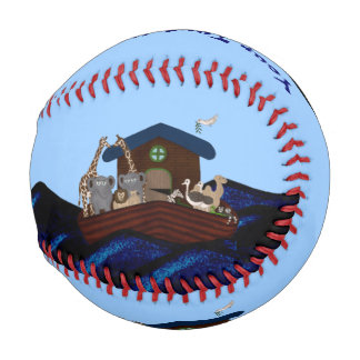 ノアの箱舟 野球ボール