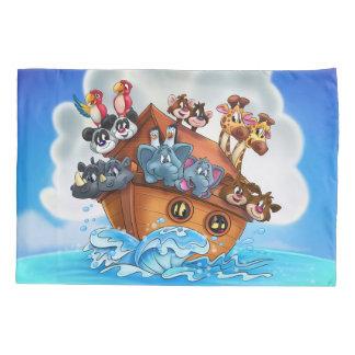 ノアの避難所の漫画の枕カバーの子供へ部屋 枕カバー