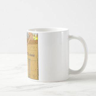 ノアの692のwashsの避難所の漫画 コーヒーマグカップ