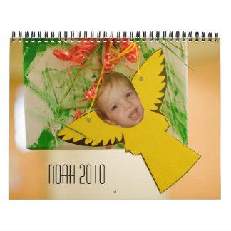 ノア2010年 カレンダー
