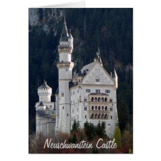 ノイシュヴァンシュタイン城の城カード カード