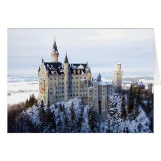 ノイシュヴァンシュタイン城の城4 カード
