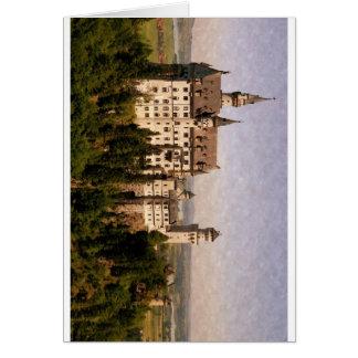 ノイシュヴァンシュタイン城の城 カード